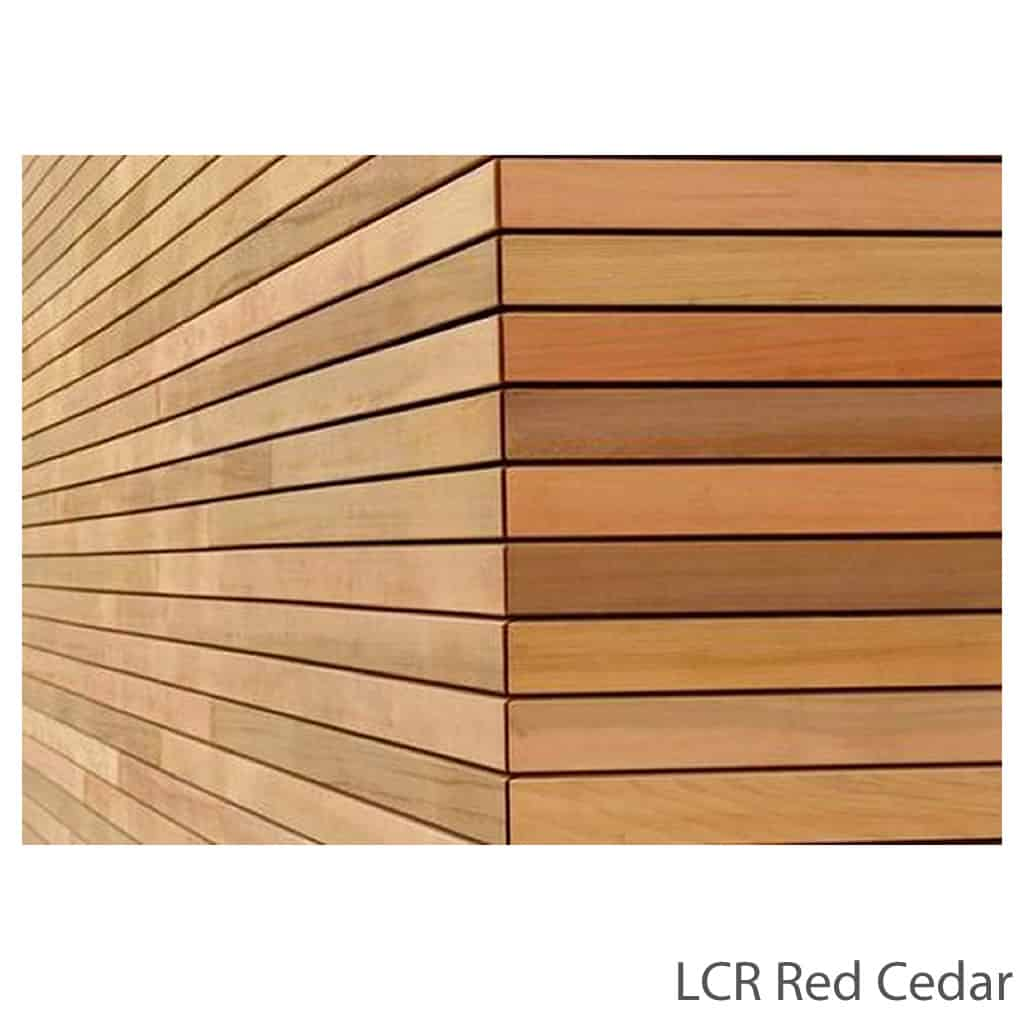 LCR Red Cedar